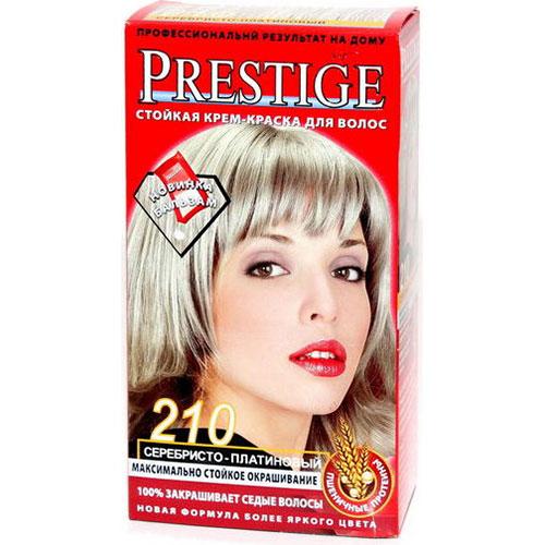 პრესტიჟი თმის საღებავი პრესტიჟი N 210