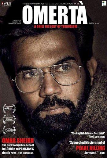 Omerta (2017) Hindi 720p HDRip Esubs DL