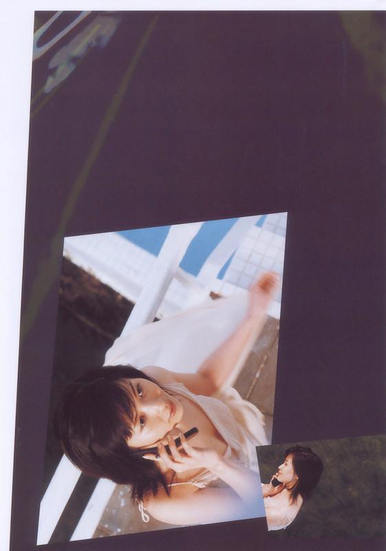 月刊 三浦理恵子 写真集 006