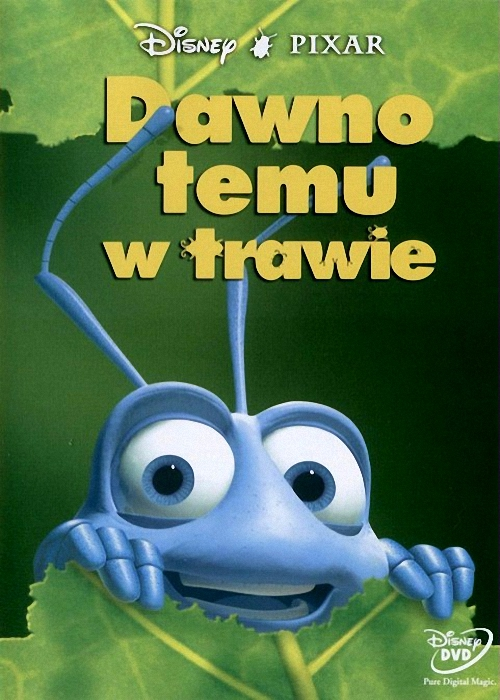 Dawno temu w trawie / A Bug's Life (1998) PLDUB.BRRip.XviD-VeNI / Dubbing PL.
