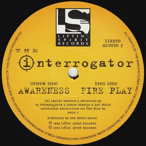 Download The Interrogator - Awareness / Fire Play mp3