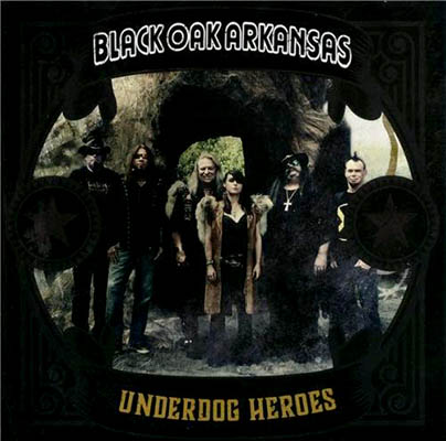 Black Oak Arkansas - Under Heroes (2019) Mp3 320 kbps