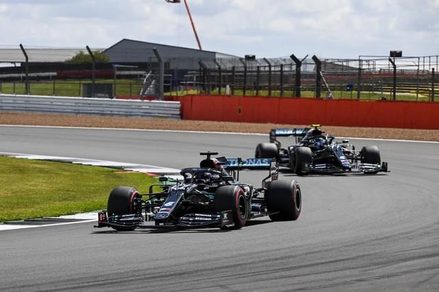 F1 GP de Grande-Bretagne 2020 (éssais libres -1 -2 - 3 - Qualifications) M237008