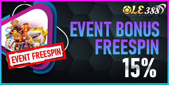 EVENT FREESPIN