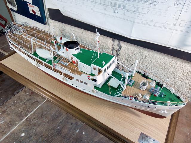 """Putnički brod """"Trogir"""" 1:62 IMG-20191010-195101"""