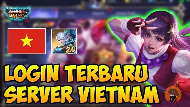 Cara Masuk Server Vietnam Mobile Legends Paling Mudah!