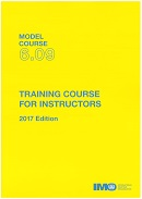 Model course 6.09: Training course for instructors