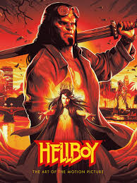Hellboy (2019) Hindi Dubbed Movie 720p