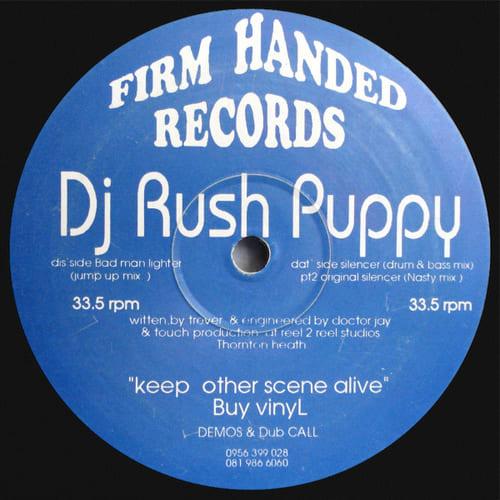 Download DJ Rush Puppy - Bad Man Lighter mp3