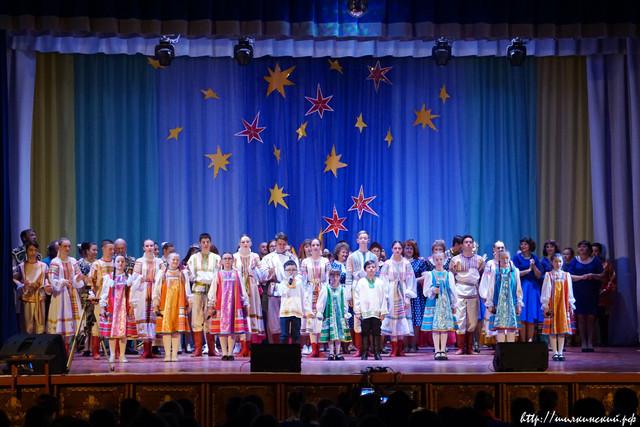 В Шилкинском районе состоялся второй благотворительный концерт