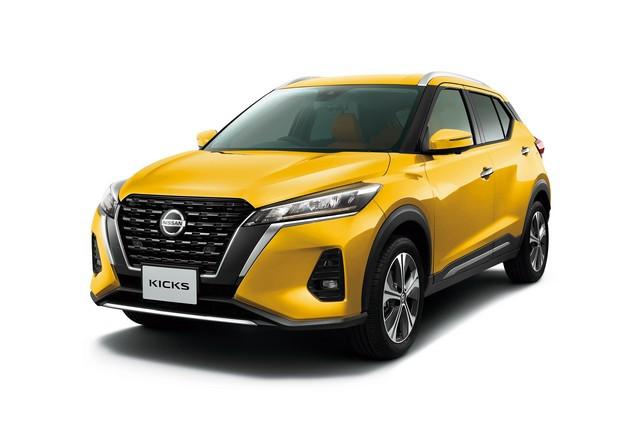 Technologie De L'année Pour Nissan Au Japon Avec La Motorisation e-POWER  201118-02-006-source