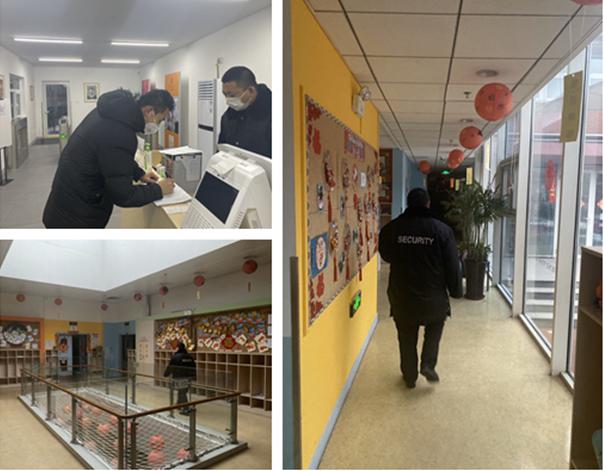 Responsive Reactions to the Outbreak of Coronavirus in an International School in Tianjin