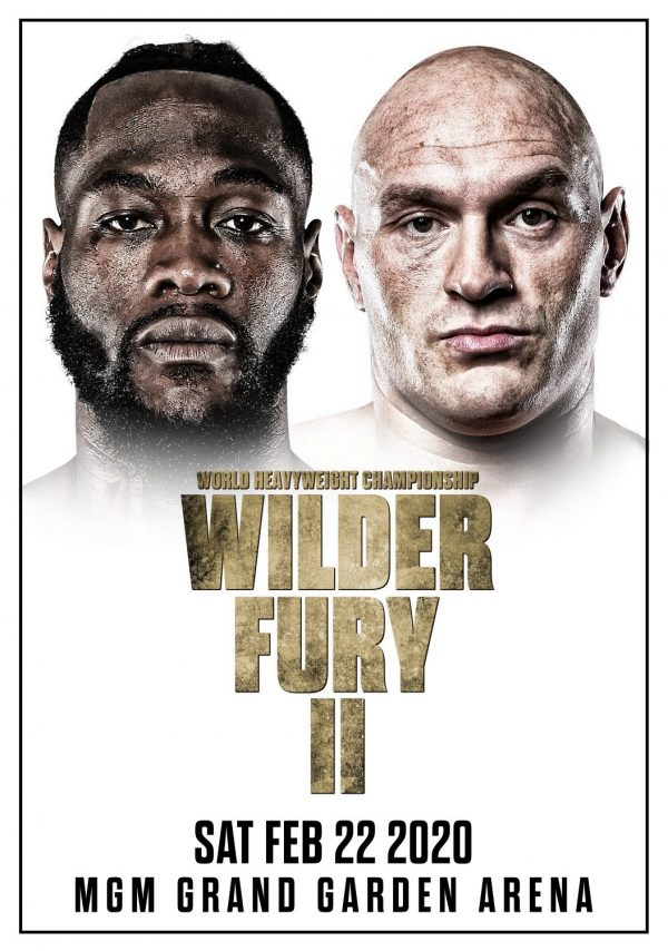 Deontay Wilder vs. Tyson Fury (2020)
