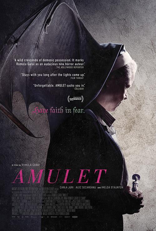 Amulet | 2020 | m720p - m1080p | WEB-DL | Türkçe Altyazılı | Tek Link