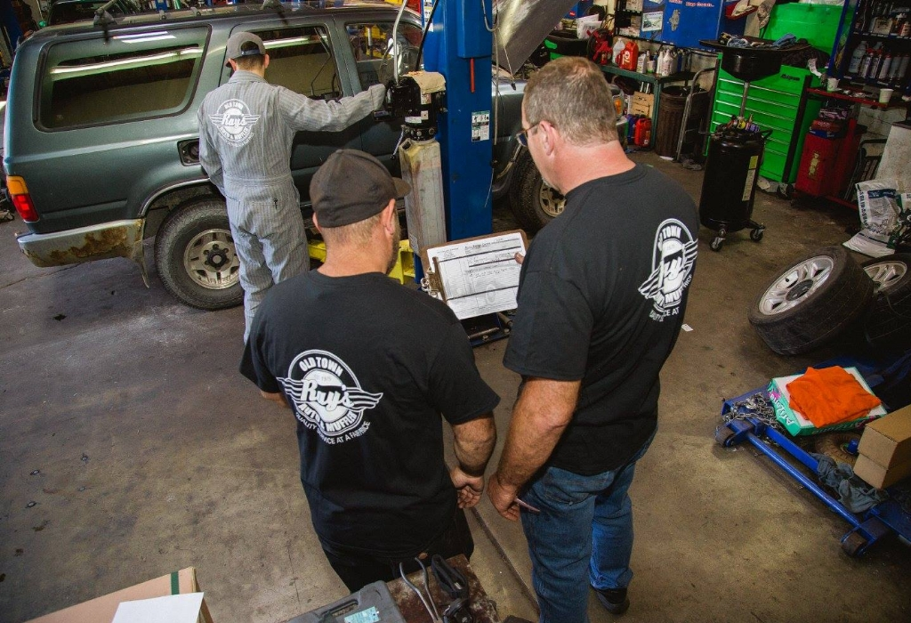 Brief Report Teaches You The Ins and Outs of Auto Repair Service And Today What You Should Do
