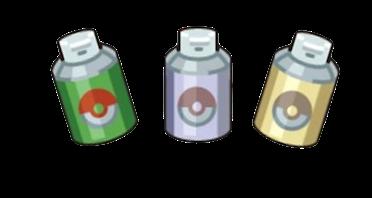 Staff Guides - Repel Trick Guide! | Pokemon Revolution Online