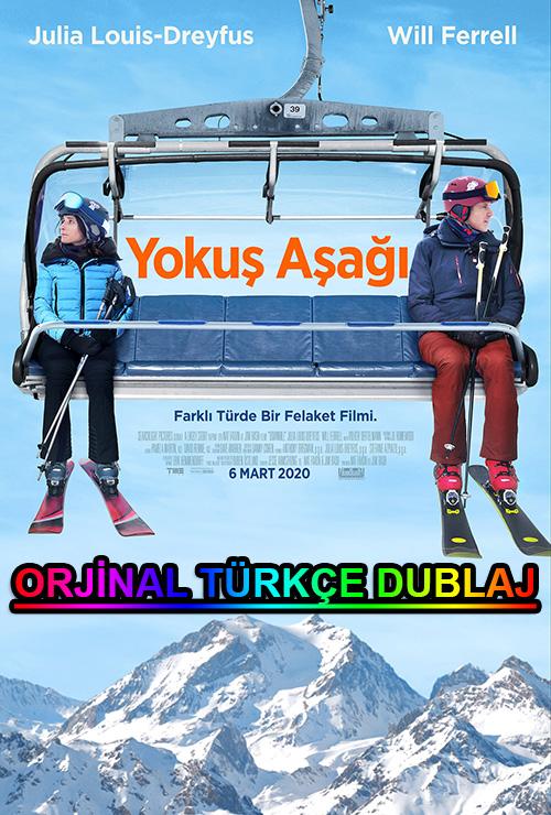 Yokuş Aşağı | Downhill | 2020 | BDRip | XviD | Türkçe Dublaj | m720p - m1080p | BluRay | Dual | TR-EN | Tek Link
