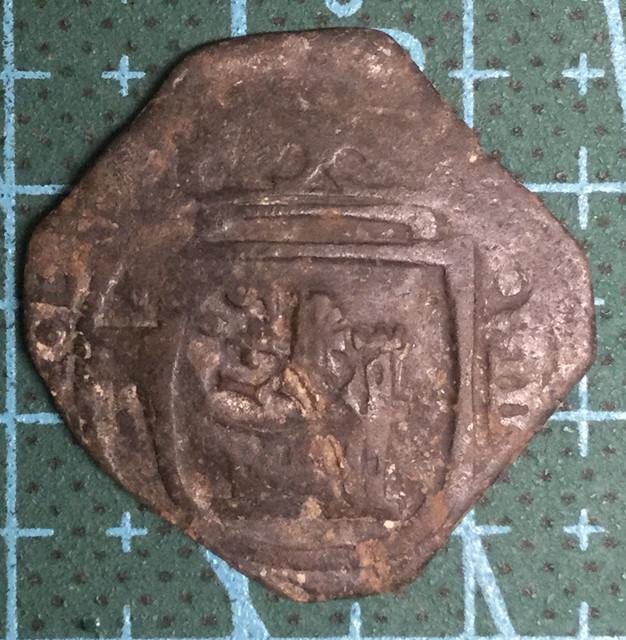 VIII maravedís de (Felipe IV) de Segovia, resellados. 826-ED28-D-B6-D5-4315-B8-EE-90-EA7-A3-F49-A0
