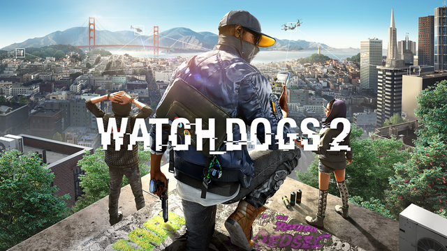 Watch Dogs 2: Digital Deluxe Edition v.1.17 + Все DLC