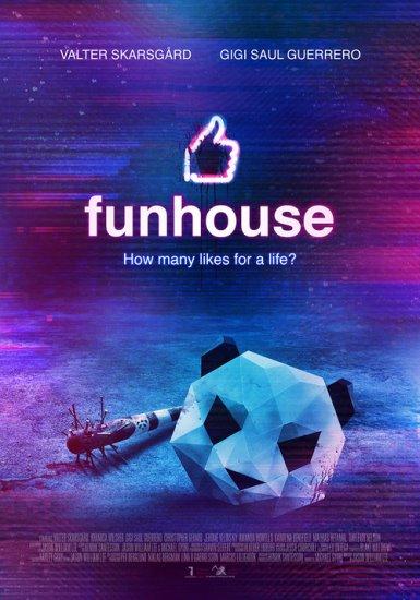 Funhouse (2019) PL.1080p.WEB-DL.x264.DD2.0-GRiZZLY | Lektor PL