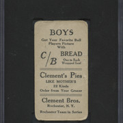 1910 D380 Clement Bros. Tooley B