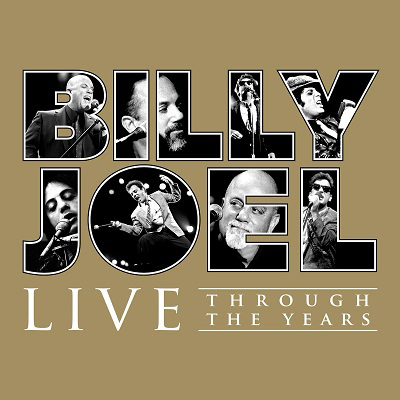Billy Joel - Live Through the Years (2019) .mp3 - 320 kbps