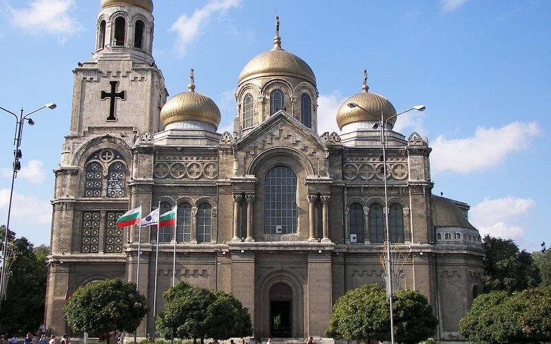 Варна city photo