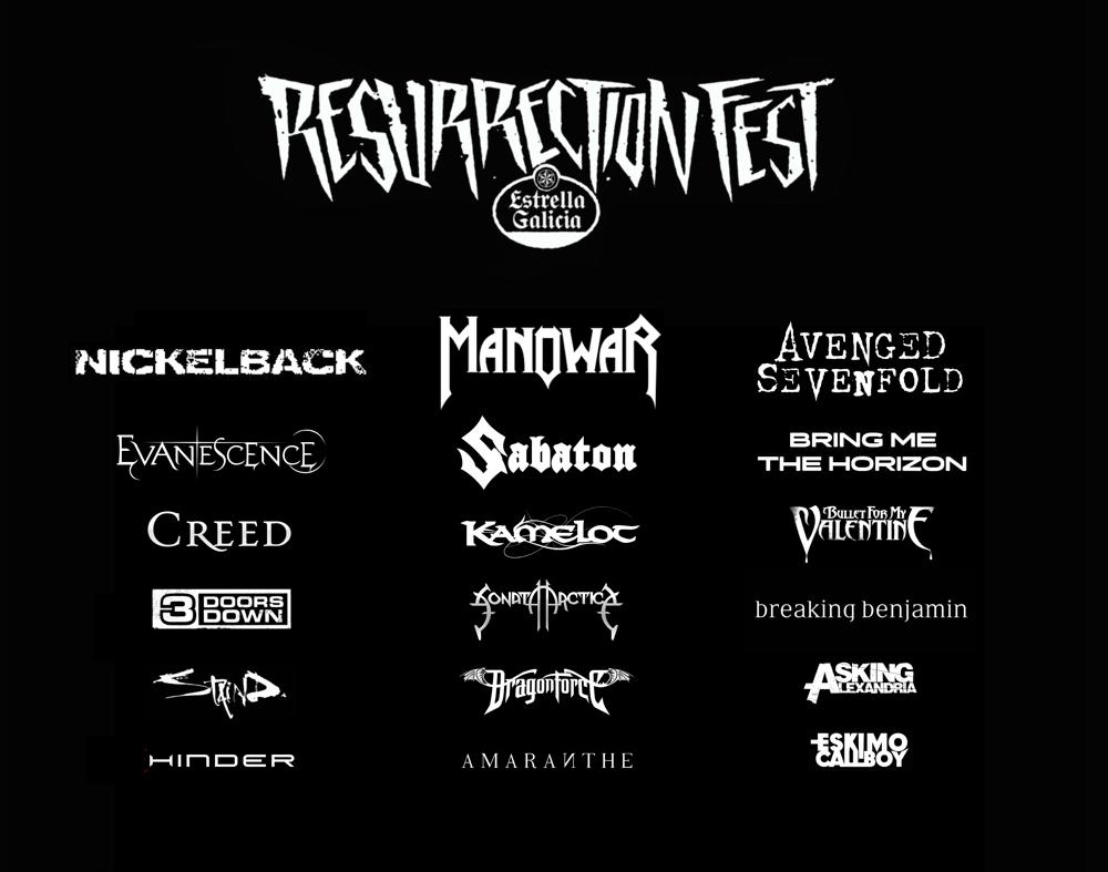RESURRECTION FEST 2020 (1-4 / 7 /20) - Página 4 Merda