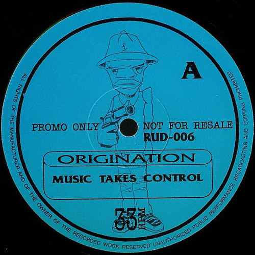 Origination - Music Takes Control 1993