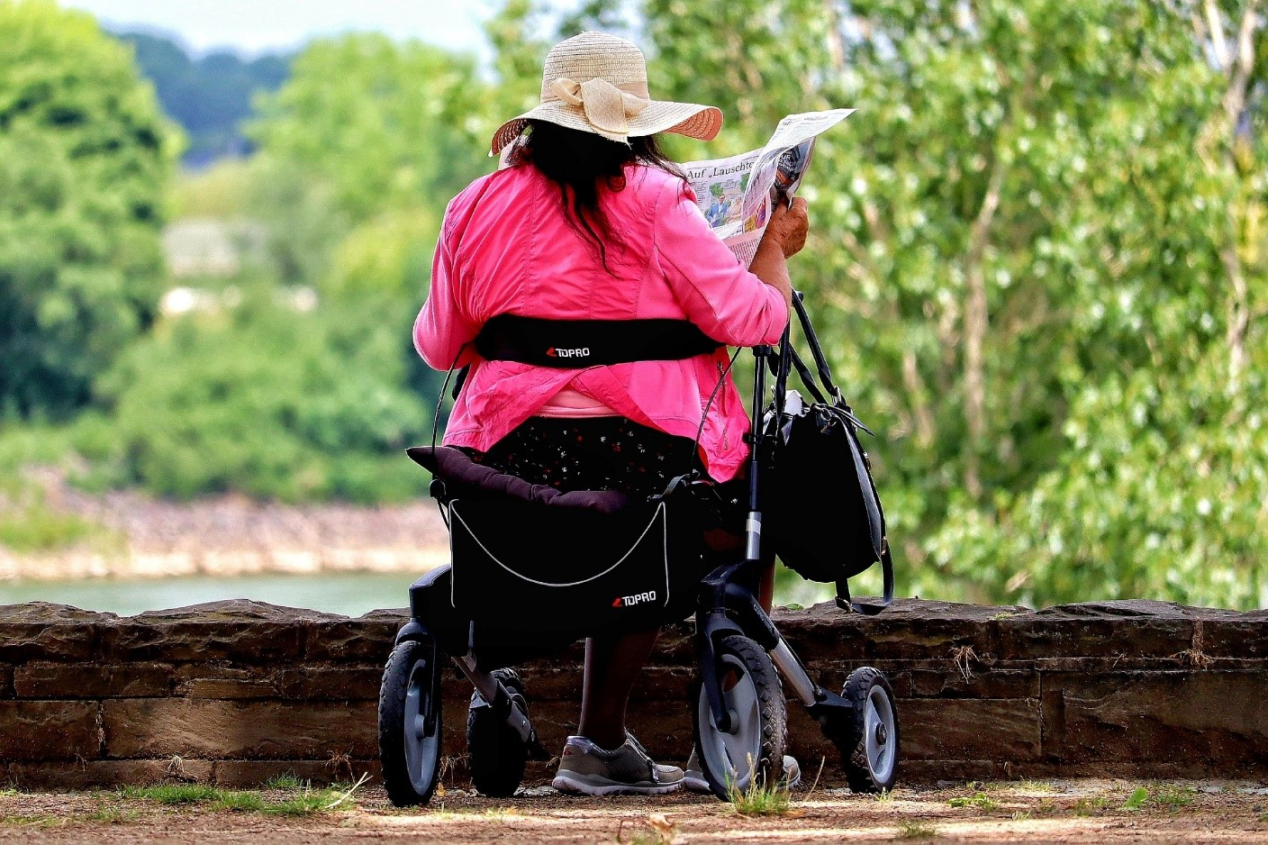 Wheelchair Bags – What Are The Options?
