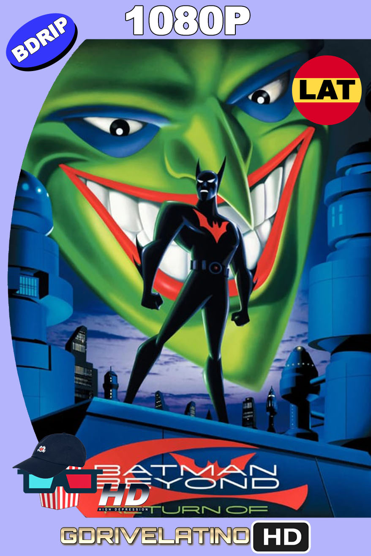Batman del Futuro: El retorno del Guasón (2000) BDRip 1080p Latino-Inglés MKV