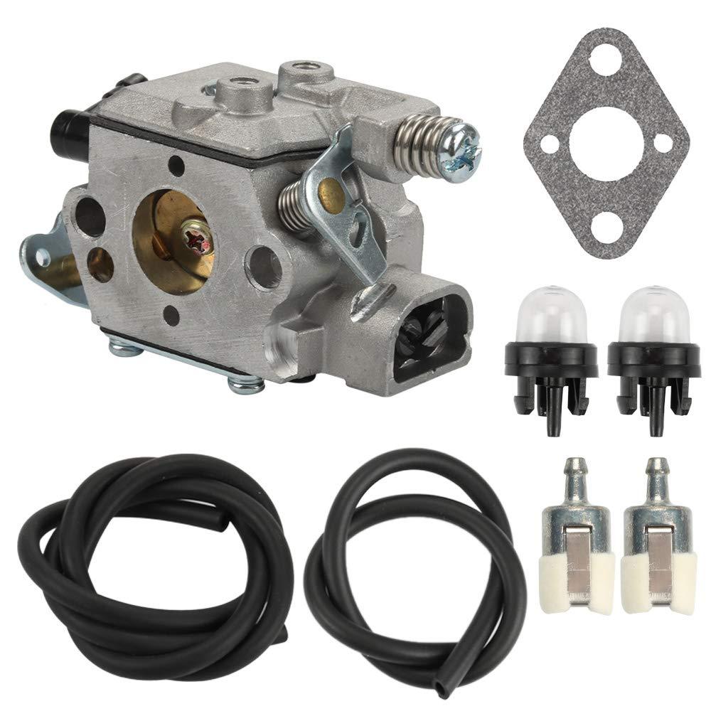 Carburetor Air Fuel filter For ECHO CS-300 CS-301 CS340 CS-345 CS3000 CS3400 Set
