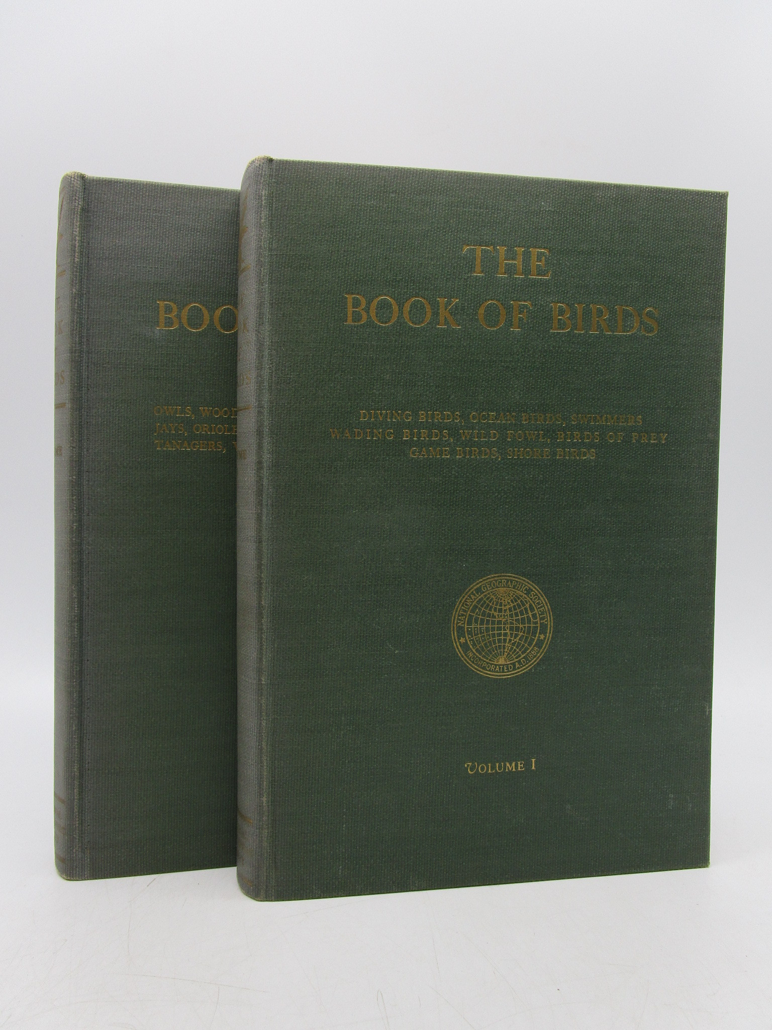 Image for The Book of Birds in 2 volumes