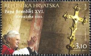 2011. year POHOD-SVETOG-OCA-BENEDIKTA-XVI-HRVATSKOJ