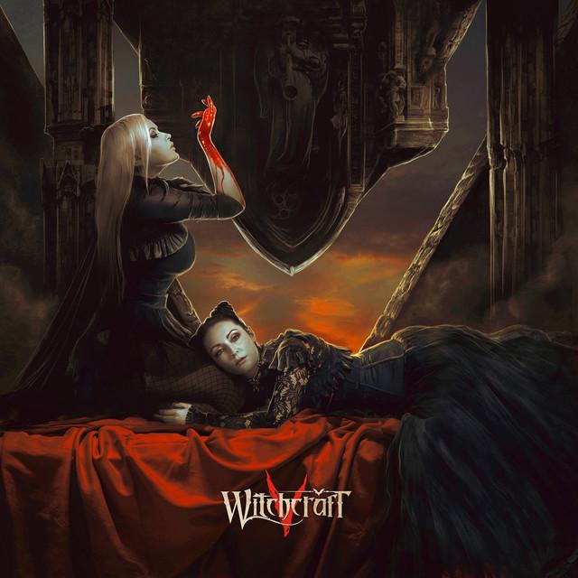 Witchcraft представила обложку своего нового альбома V