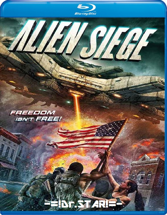Alien Siege (2018) Dual Audio Hindi 48p Bluray x264 AAC 300MB ESub