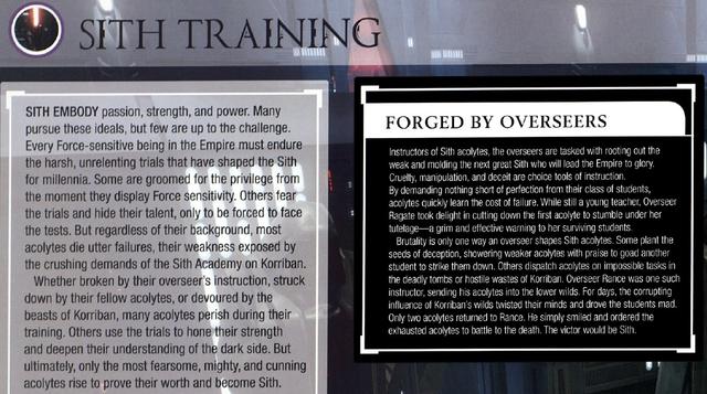 Vaylin runs the Skywalker Gauntlet  - Page 2 Sith-Training-SWTOR