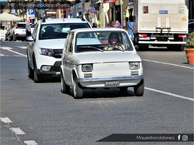 avvistamenti auto storiche - Pagina 2 Fiat-126-600-73-CT319327