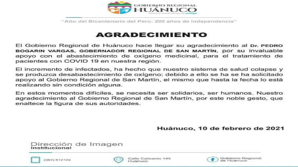 gobierno-regional-de-huanuco-agradece-al-gobernador-regional-de-san-martin