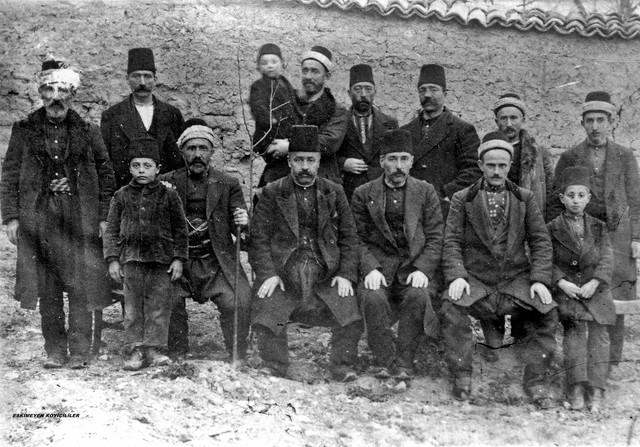 Safranbolu 1900'ler