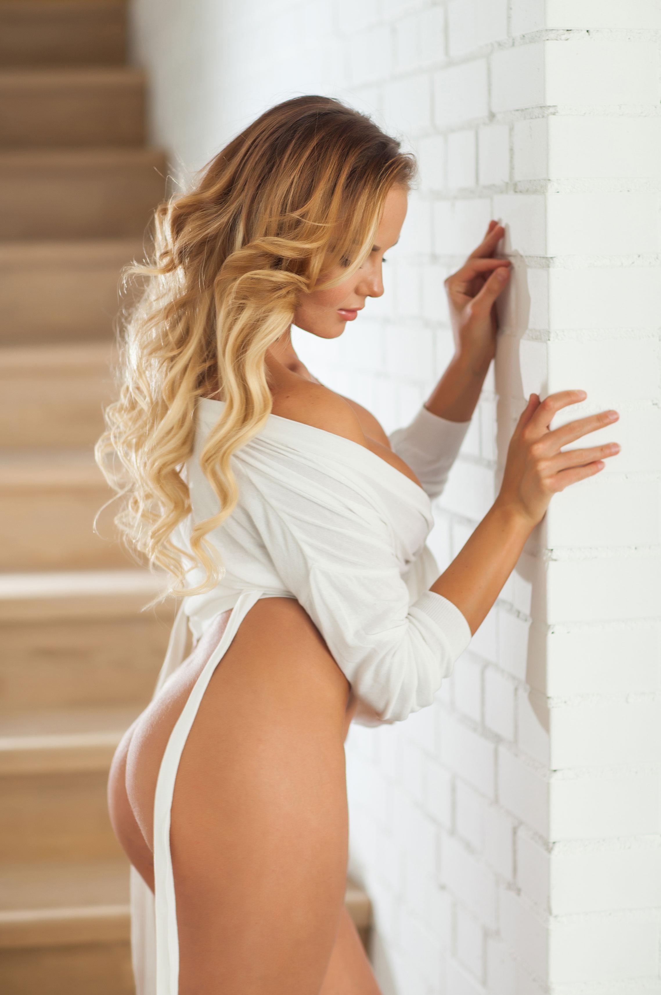 голая Ника Шукурова в Playboy / фото 08
