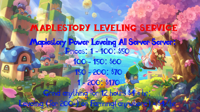 All-Server-Maplestory