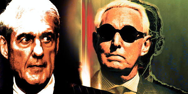 Durham has in his possession key information pertaining to the set-up of Roger Stone…