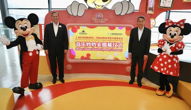 Shanghai Disney Resort en général - le coin des petites infos  - Page 10 90
