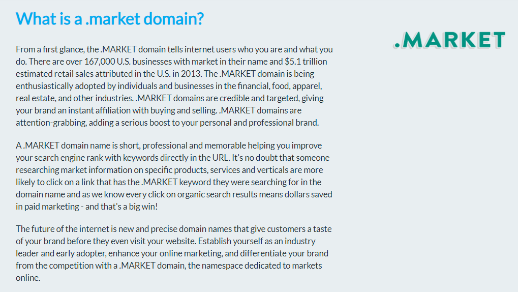 dot-market