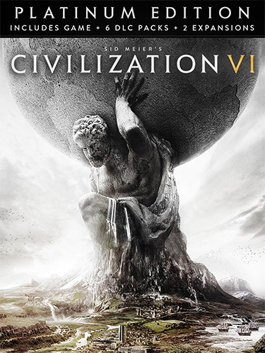 Sid Meier's Civilization VI: Platinum Edition v1.0.11.16 + 19 DLC/Бонусные саундтреки