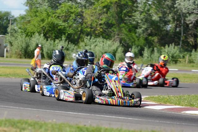Provinciales: Campeonato Entrerriano de Karting en Gualeguay