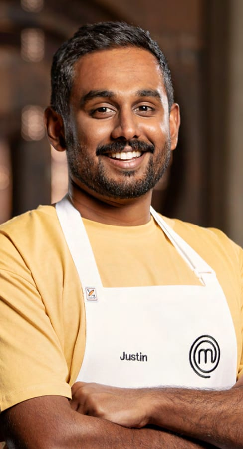 Justin Narayan