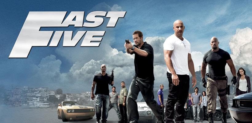 The Rock - Fast Five