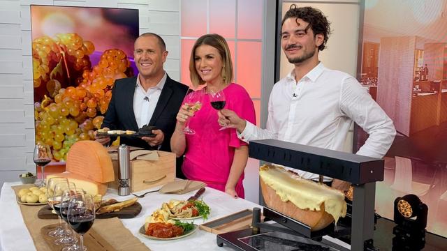 Raclette-Morning-Show
